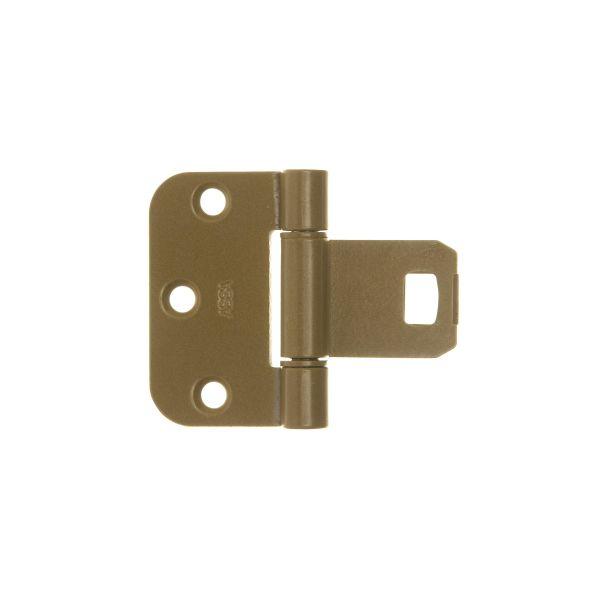 ASSA 6540 Hengsel 2-pakning Gull