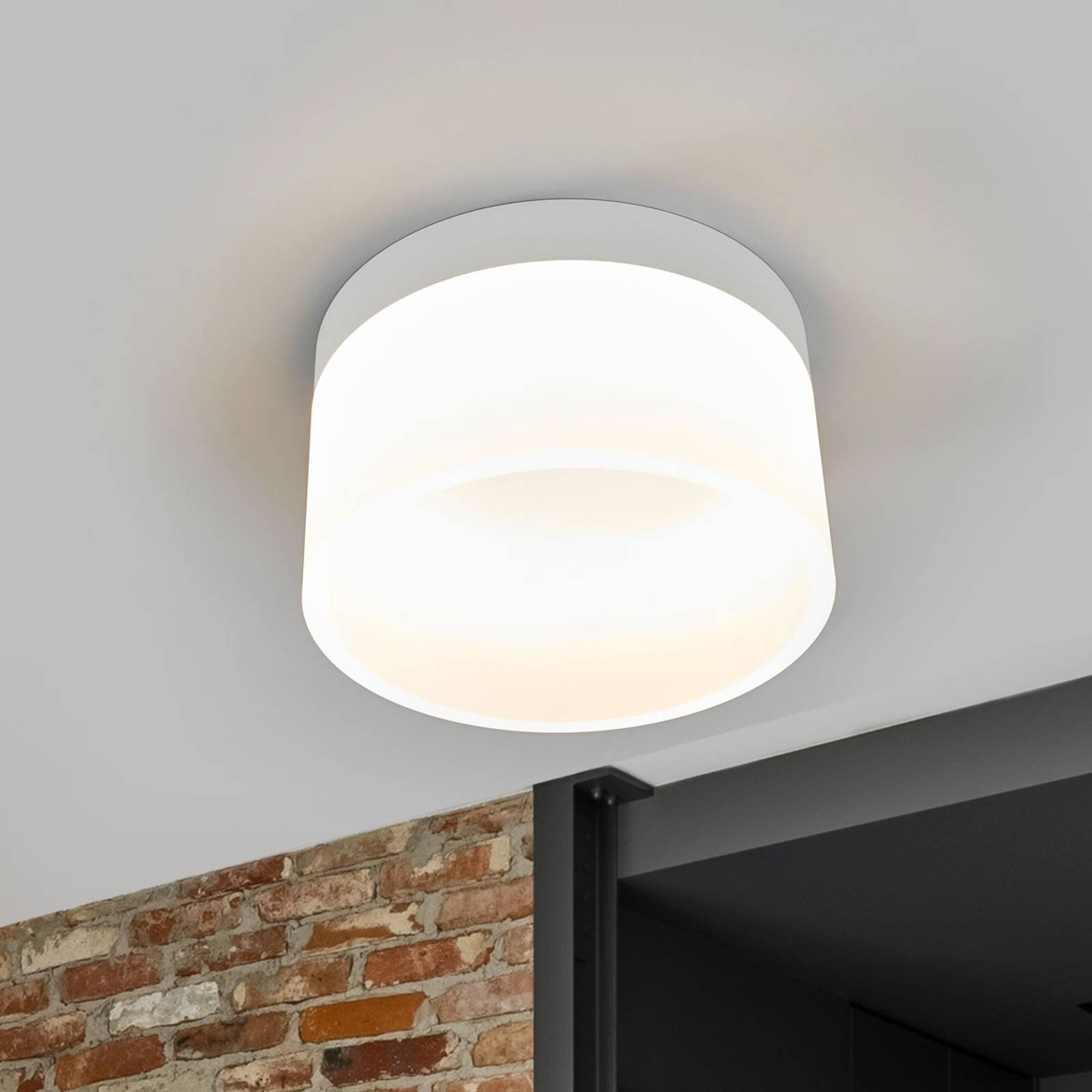 Helestra Liv – LED-taklampe 20 cm