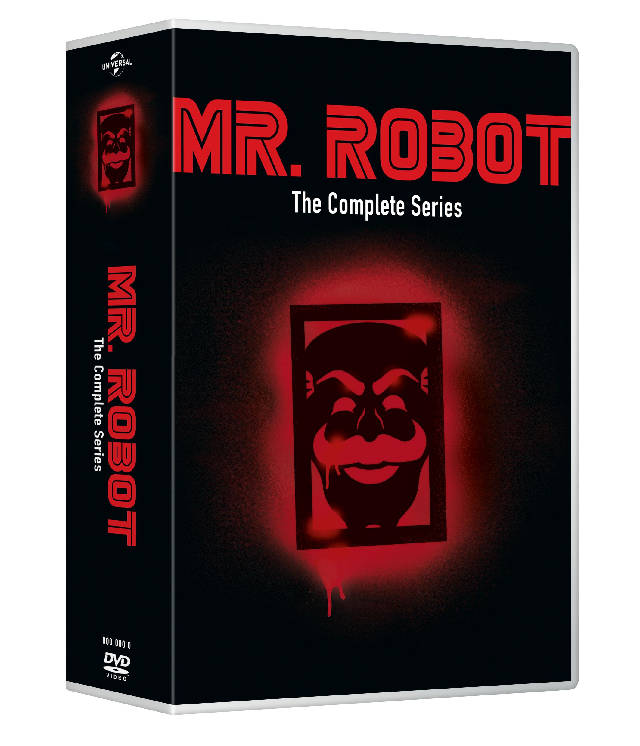 Mr Robot Complete Series - Dvd
