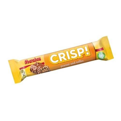 Marabou Crisp! Peanut - 60 gram