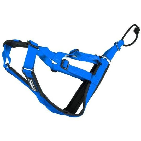 Neewa Sled Dog X-Back Gul (Blå Small)