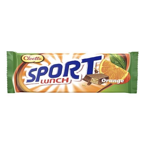 Sportlunch Apelsin Chokladkaka - 80 gram