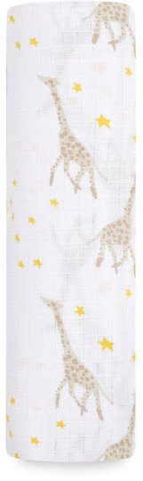 Aden + Anais Essentials Teppe Swaddle Classic 110x110 Starry Star
