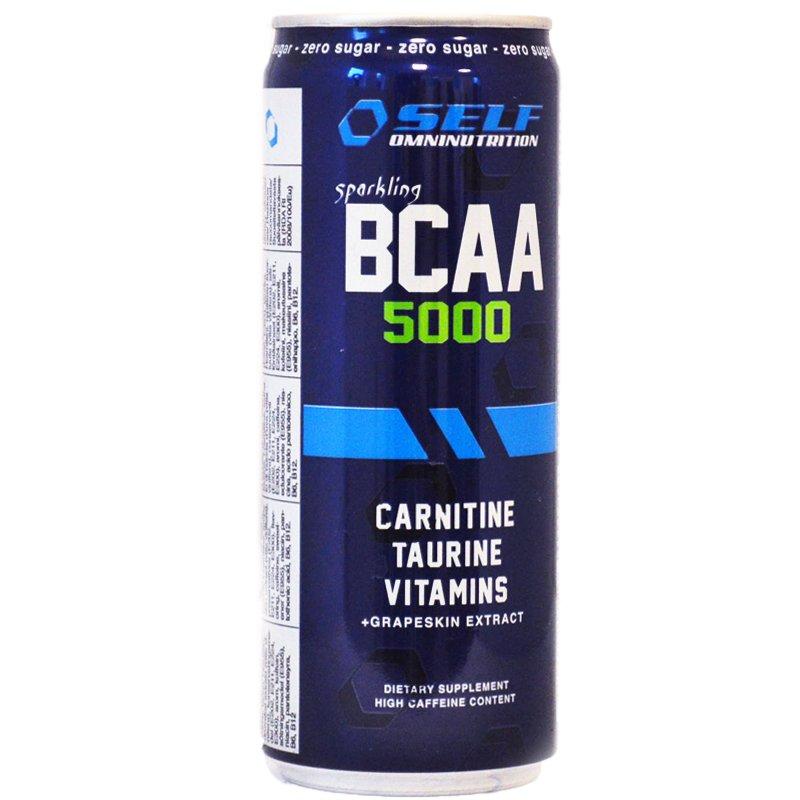 BCAA Sparkling Cassis - 50% rabatt