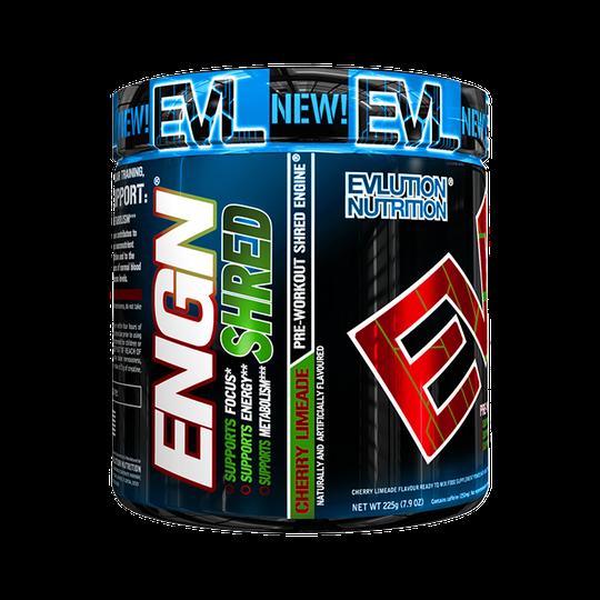 EVL Engn Shred Pre Workout, 30 servings