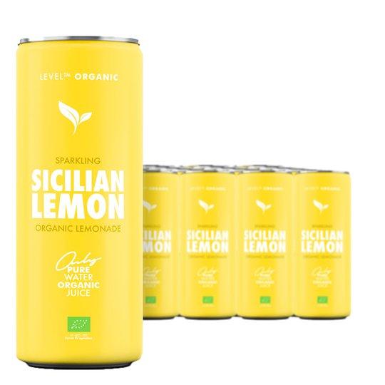 Eko Kolsyrat Vatten Lemon 24-pack - 54% rabatt