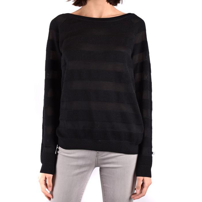 Armani Jeans Women's Sweater Black 186188 - black 42