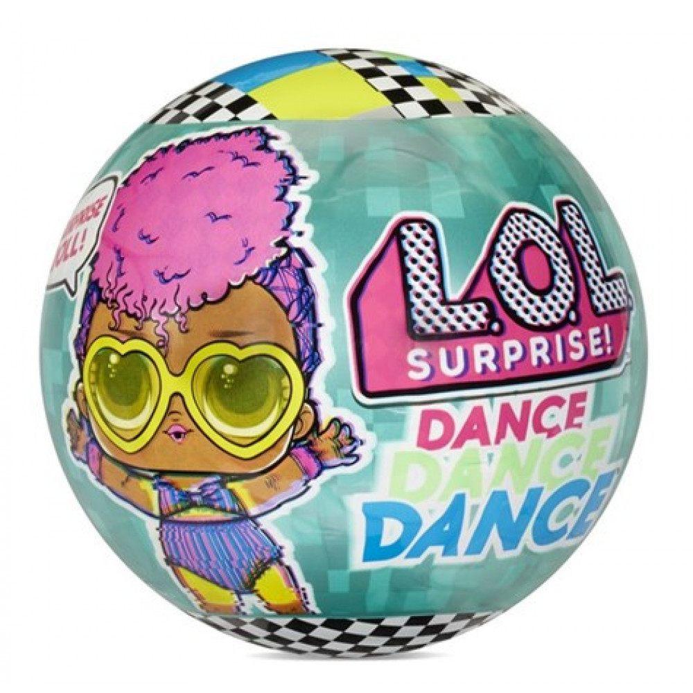 L.O.L. Surprise - Dance Tots (117896)