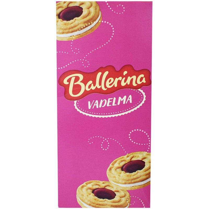 Ballerina Vadelma 380g - 28% alennus