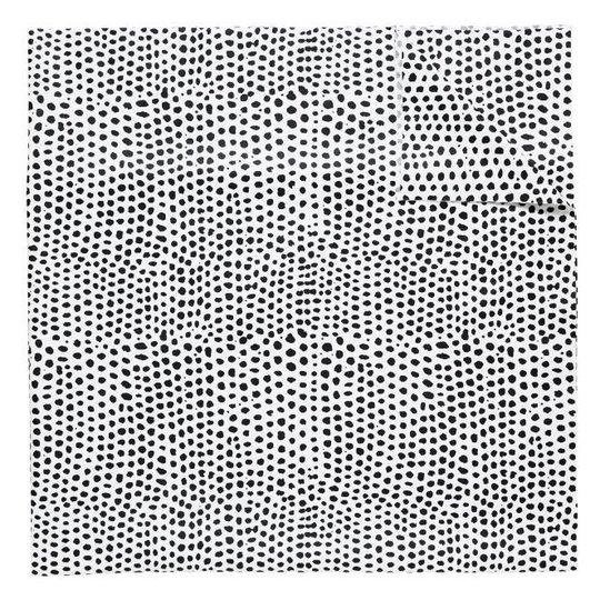 Ellen 140x180cm Coated Tablecloth, Ellen