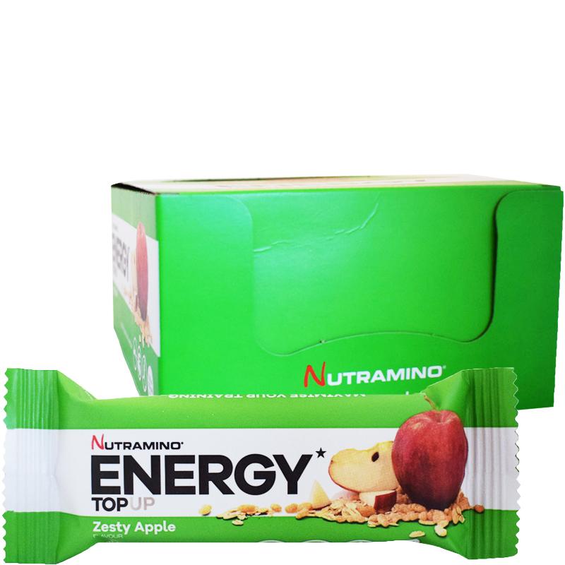 """Laatikollinen Energiapatukoita """"Zesty Apple"""" 20 x 50g - 71% alennus"""