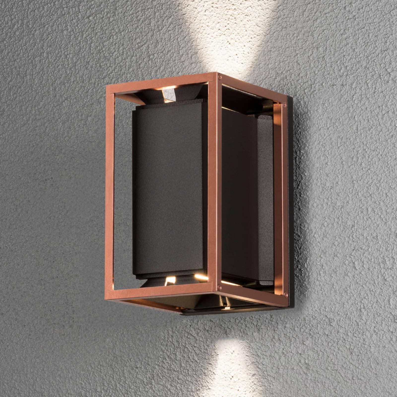 Vale moderne LED-vegglampe, håndlaget
