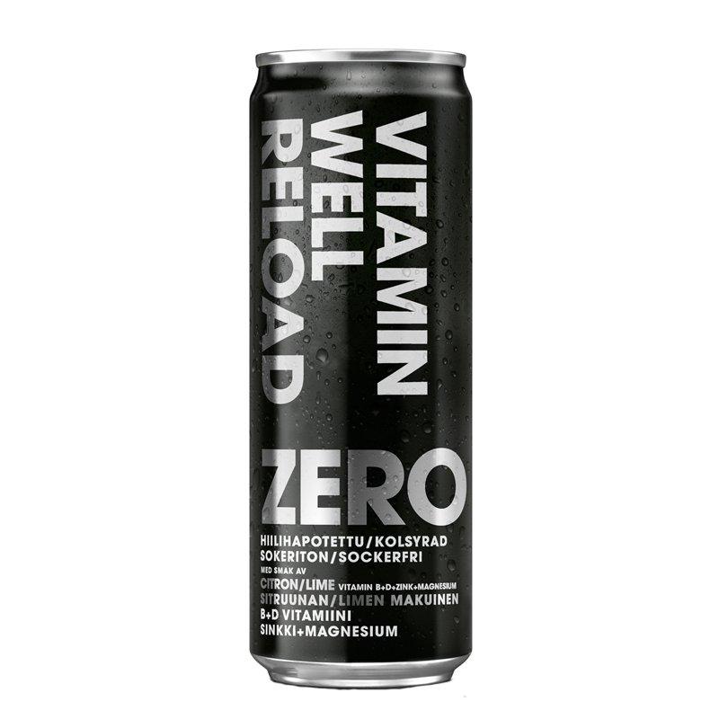 Vitamin Well Zero Reload - 48% alennus