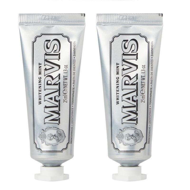 MARVIS - Toothpaste Whitening Mint 2x25 ml