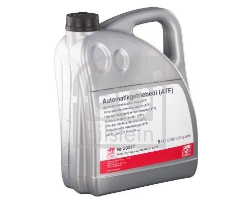 Automaattivaihteistoöljy FEBI BILSTEIN 30017