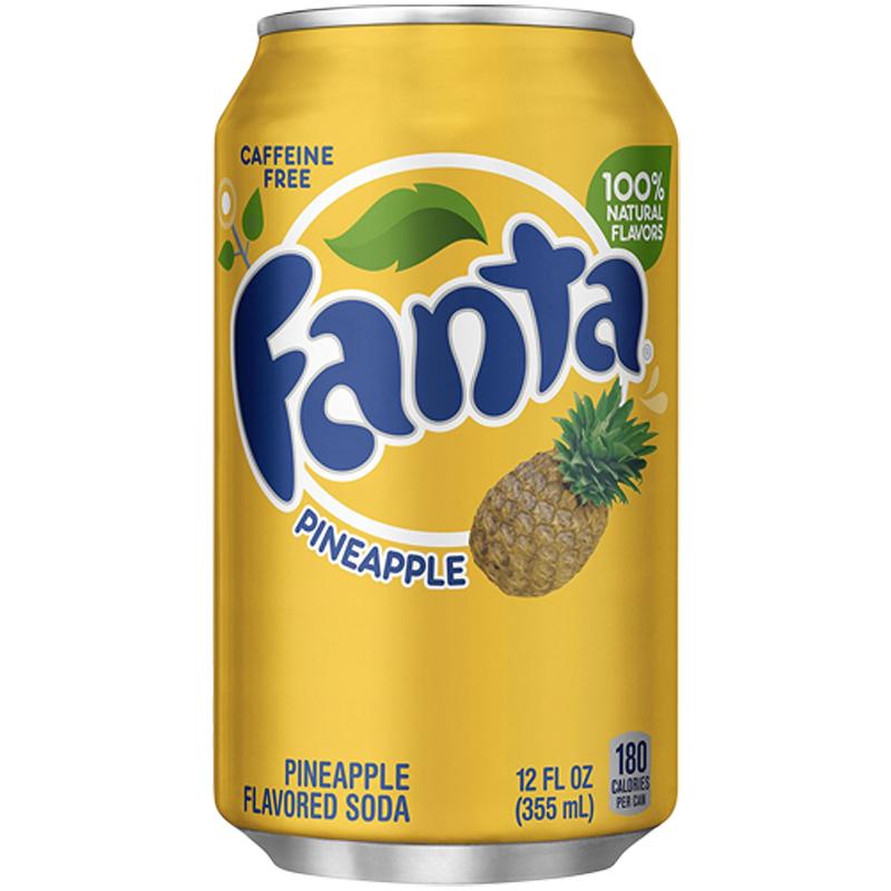 Fanta Ananas - 53% rabatt