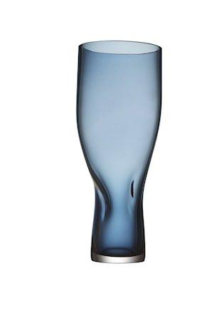 Squeeze Vase Blå 34 cm
