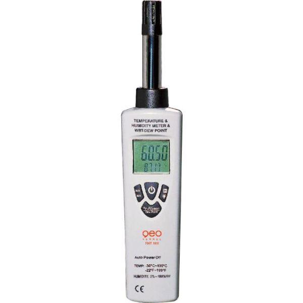 Geo Fennel FHT 100 Luftfuktighetsmåler