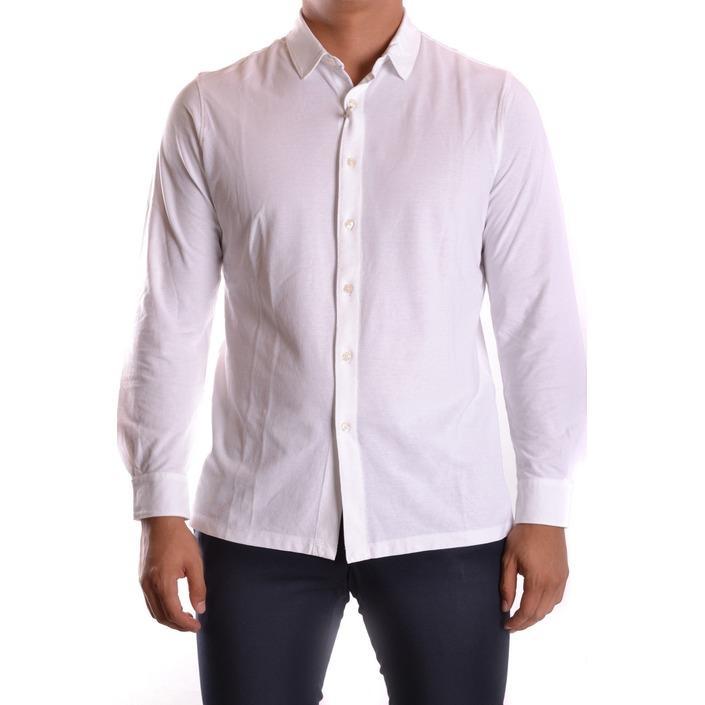 Altea Men's Shirt White 160731 - white XL