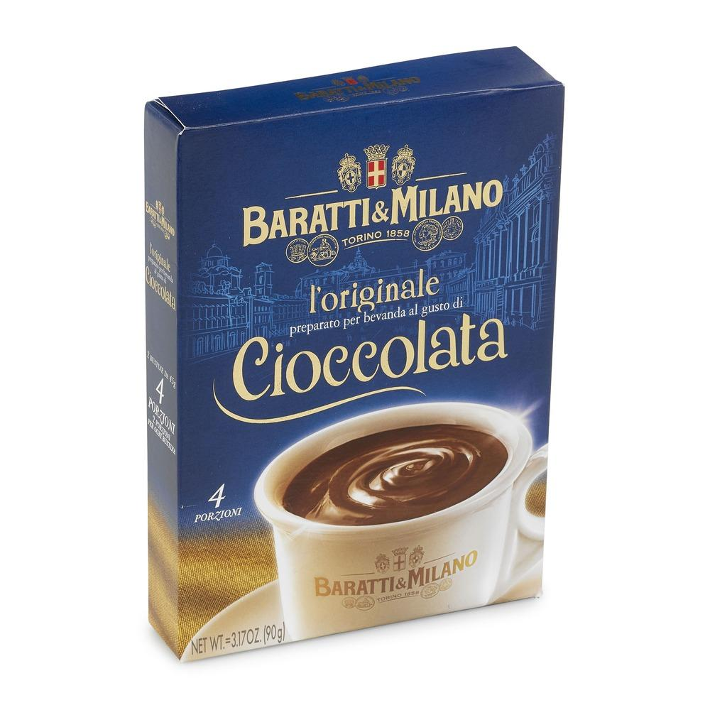 Original Hot Chocolate 90g by Baratti