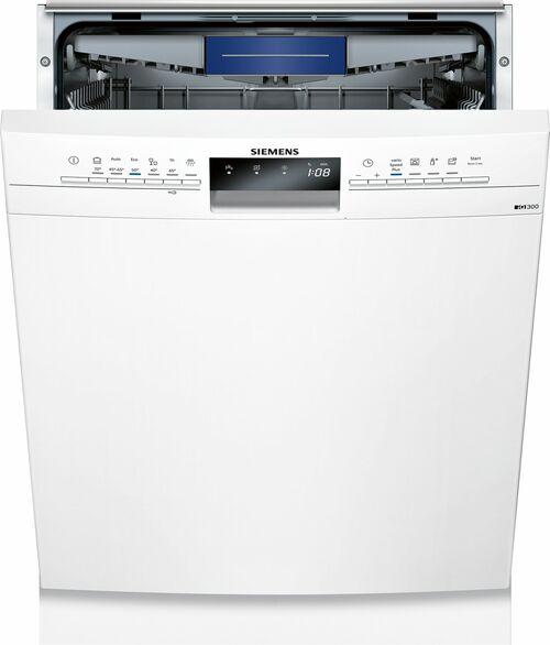 Siemens Sn436w05ks Iq300 Underbygg. Diskmaskin - Vit