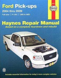Haynes Reparationshandbok, Ford Pick-ups, Full-size F-150, Universal