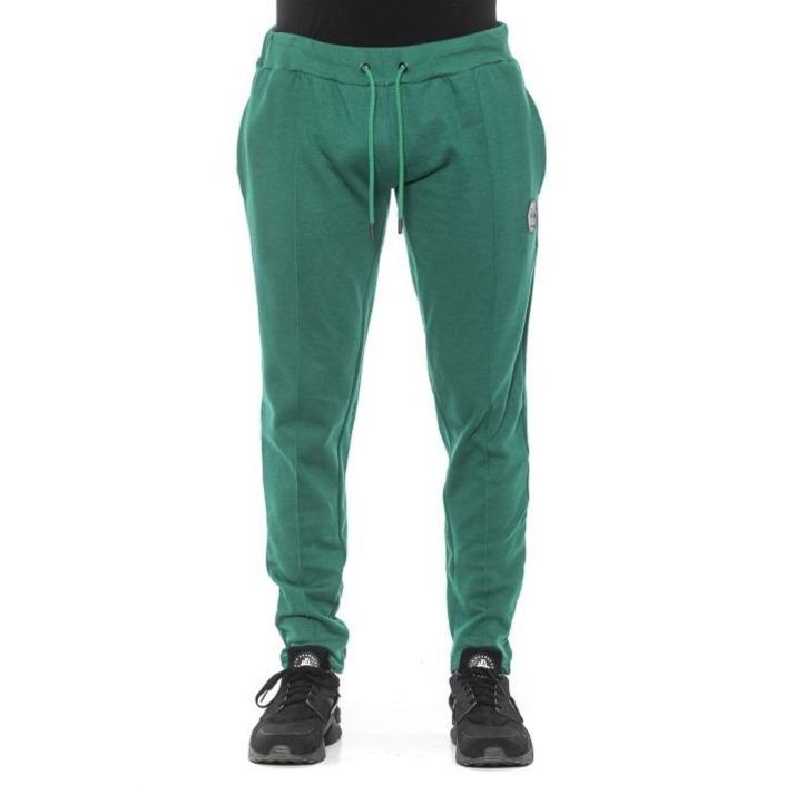 19v69 Italia Men's Trouser Green 187648 - green L
