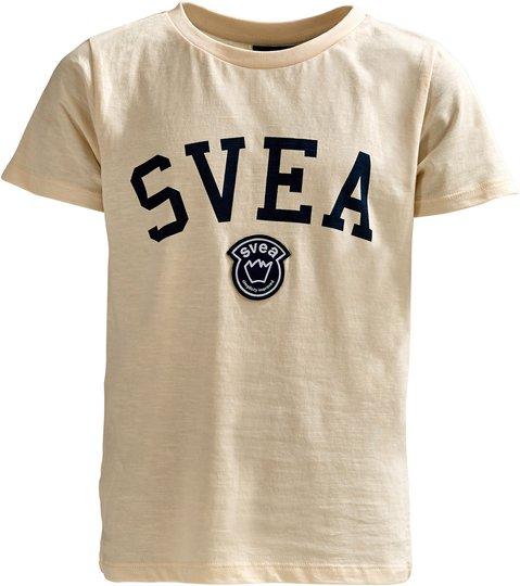 Svea Felicia T-Skjorte, Offwhite 170