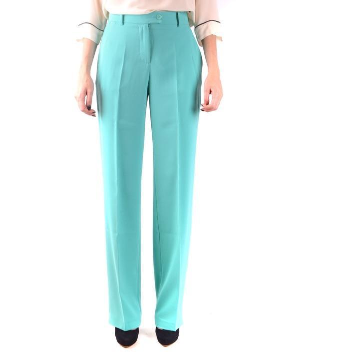 Pinko Women's Trouser Green 164401 - green 38
