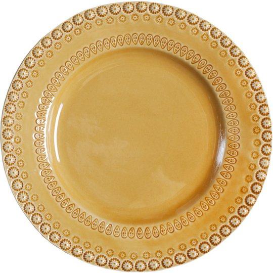 PotteryJo Daisy Underläggstallrik 35 cm Sienna