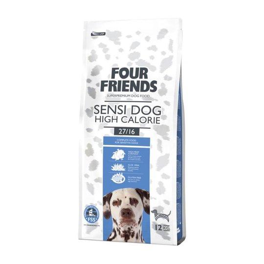 FourFriends Dog Sensi Dog High Calorie (12 kg)