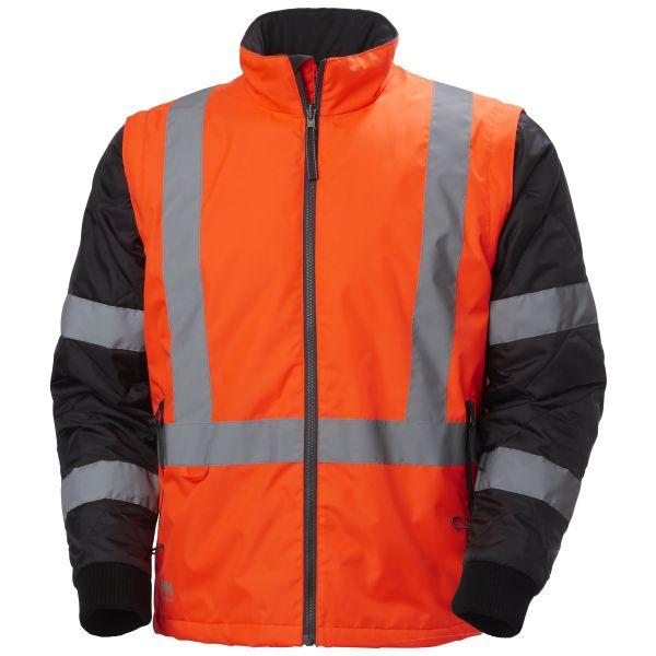 Helly Hansen Workwear Addvis Jacka orange XS