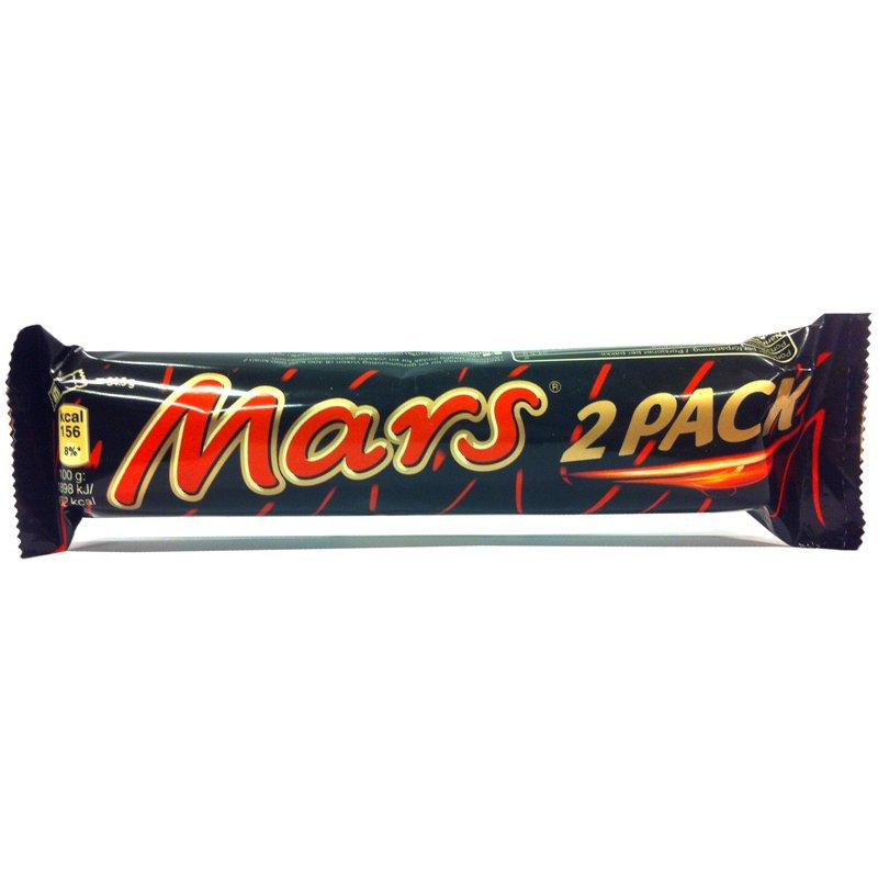 Mars 2-pack - 44% rabatt