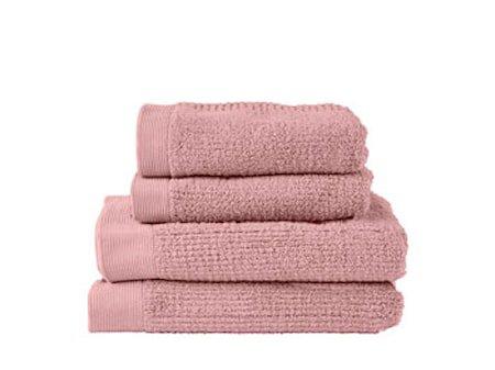 Badehåndkle - Håndkle - Rosa