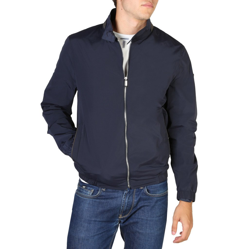 Hackett Men's Jacket Blue HM402259 - blue XS