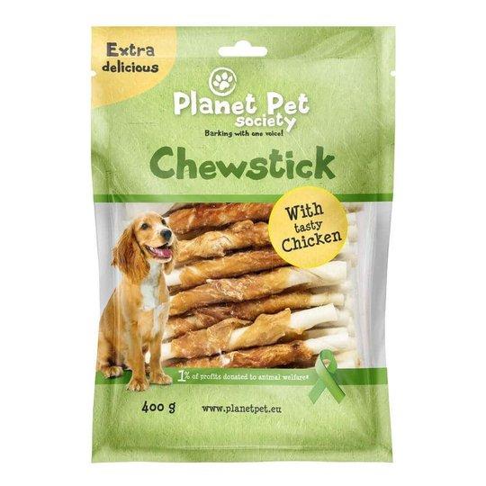 Planet Pet Society Tuggpinne Kyckling 45-pack