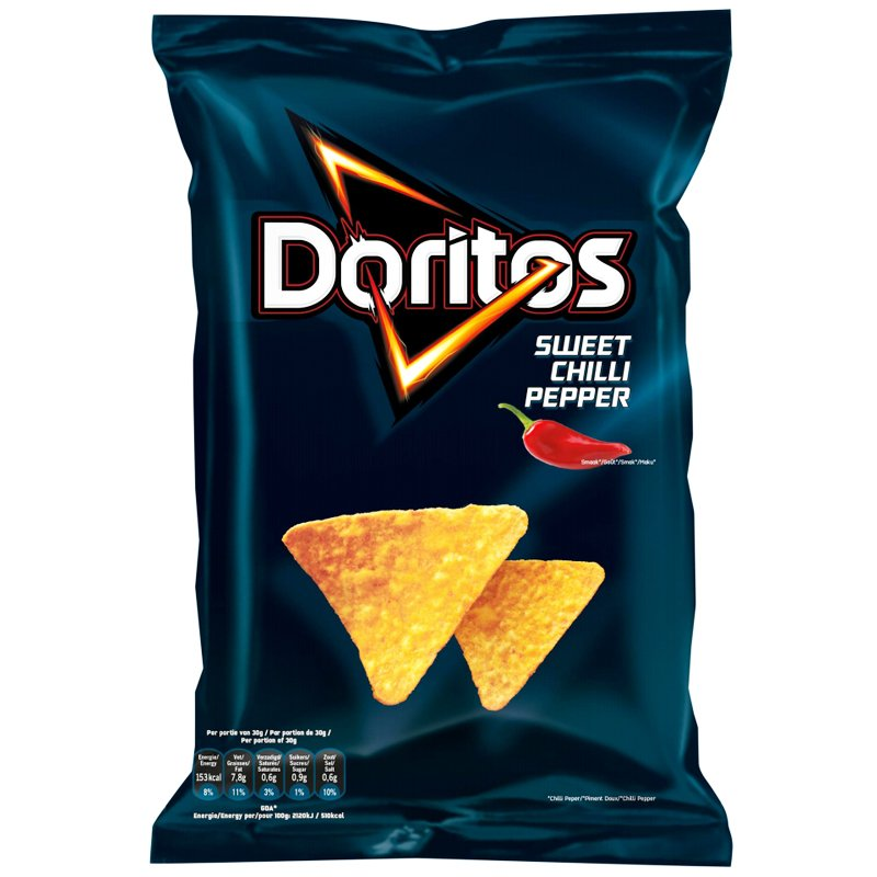 Doritos Sweet Chili Pepper - 21% alennus