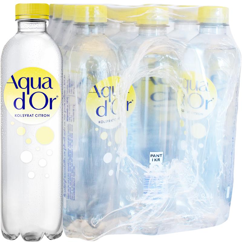 Kolsyrat Vatten Citron 12-pack - 47% rabatt