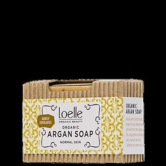 Argan Soap organic, 75 g