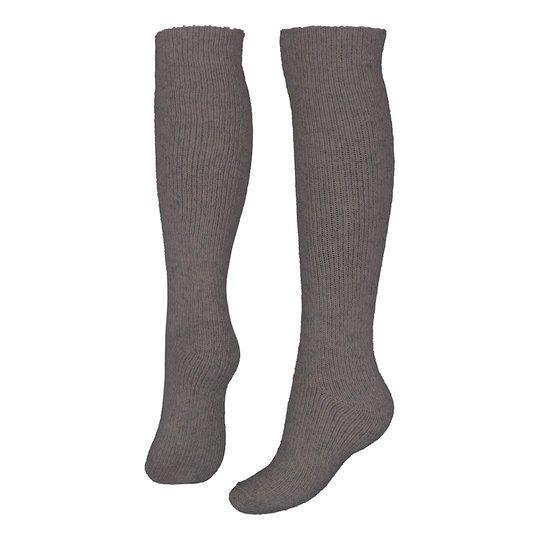 North Outdoor 90 sockor i merinoull High, grå