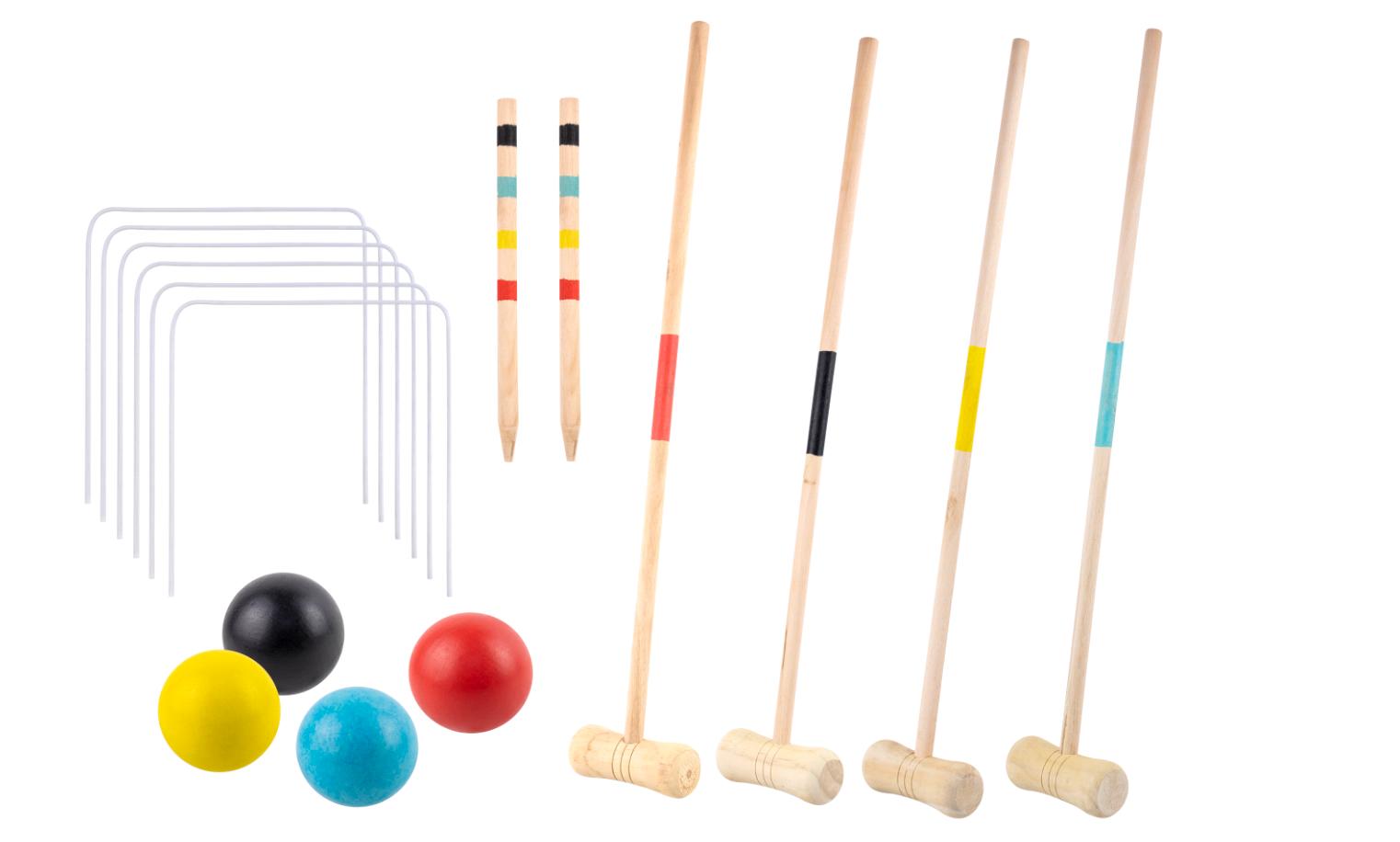 Playfun - Croquet Set (5028B)