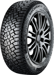 Continental IceContact 2 ( 205/55 R16 94T XL, nastarengas )