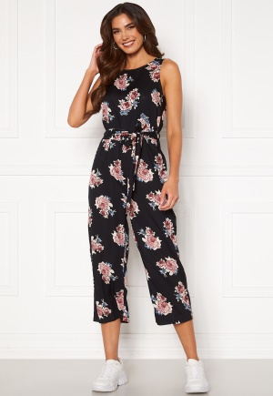 Happy Holly Mollie jumpsuit Black / Patterned 32/34
