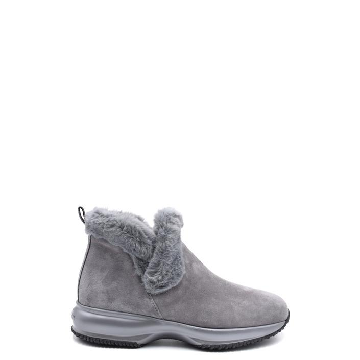 Hogan Women's Boot Grey 263927 - grey 36