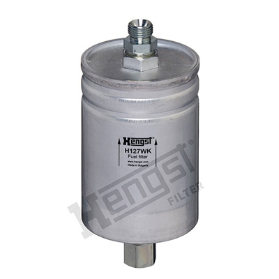 Polttoainesuodatin HENGST FILTER H127WK