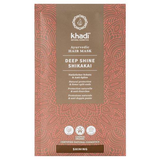 Khadi Deep Shine Shikaka Ayurvedic Hair Mask, 50 g