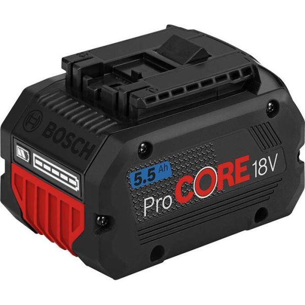 Bosch ProCORE 18V 5,5 AH Batteri 18 V/5,5 Ah: