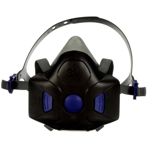 3M Secure Click HF-801 Halvmaske Str. S