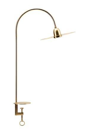 Bordlampe Glow - Messing