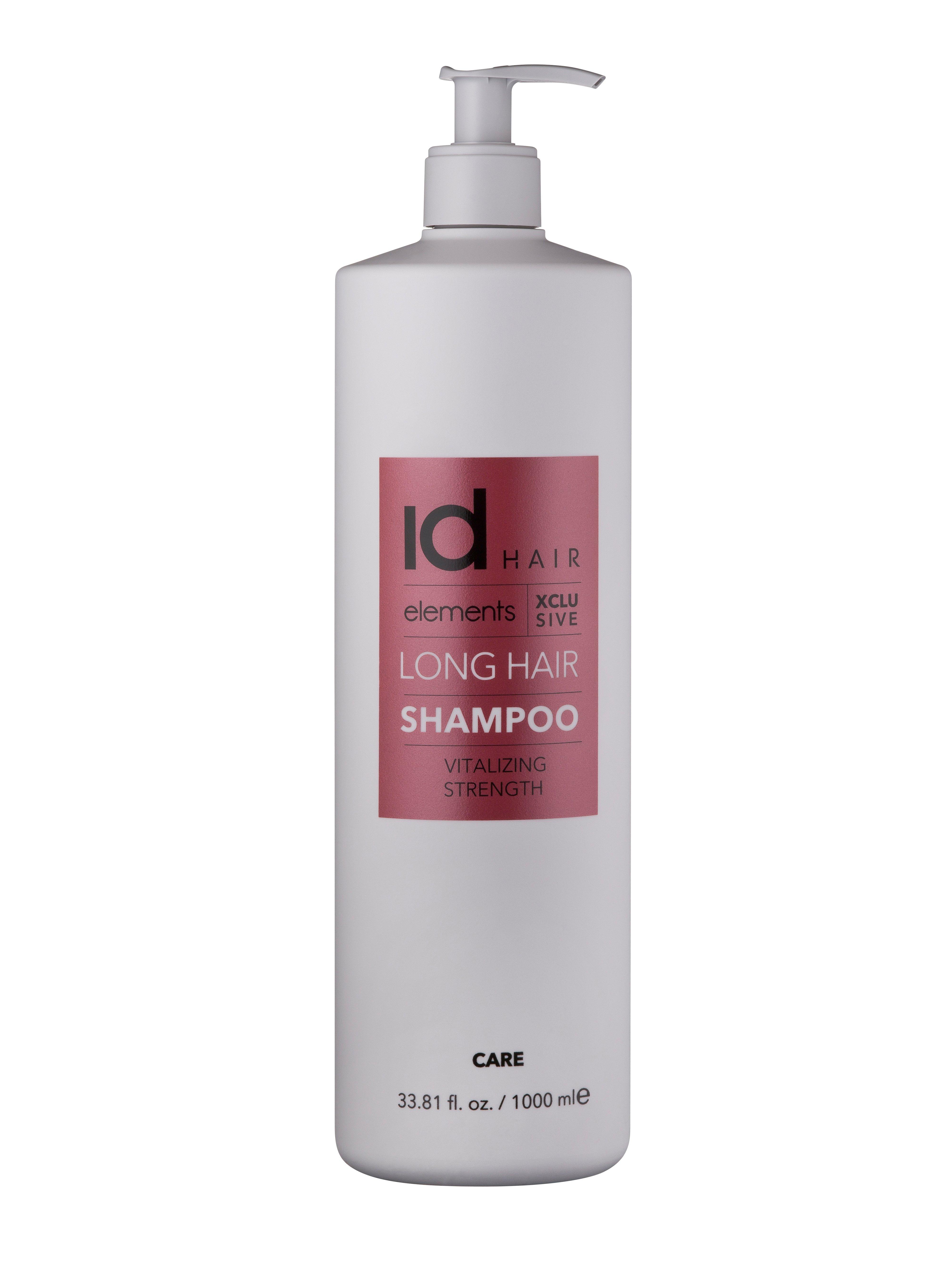 IdHAIR - Elements Xclusive Long Hair Shampoo 1000 ml